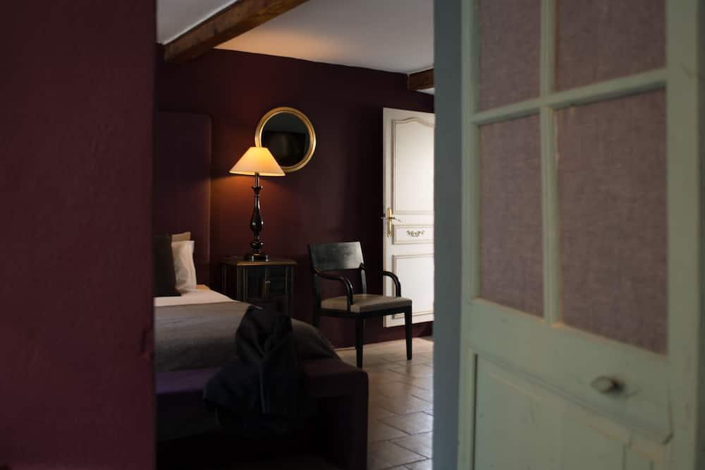 Suite Romantique, salle de bains attenante (Quetzacoalt) - Chambre