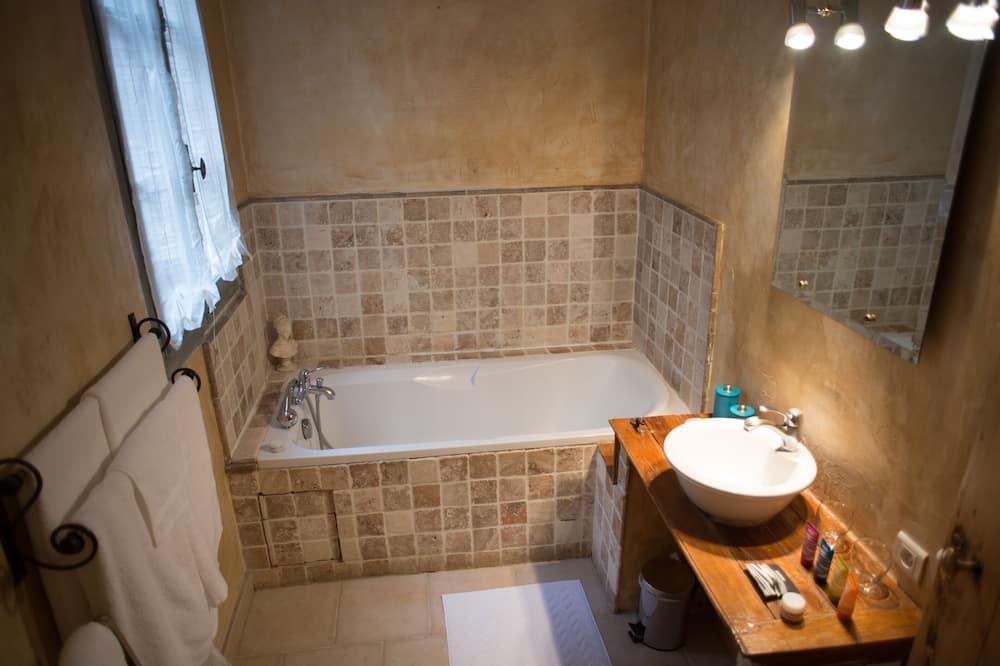 Chambre Double Supérieure, salle de bains attenante (Guanaja) - Salle de bain