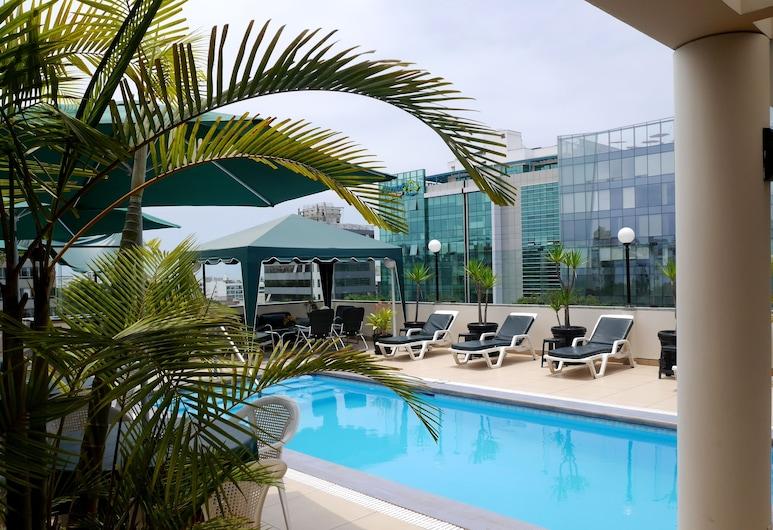 Hotel Boulevard, Lima, Vanjski bazen