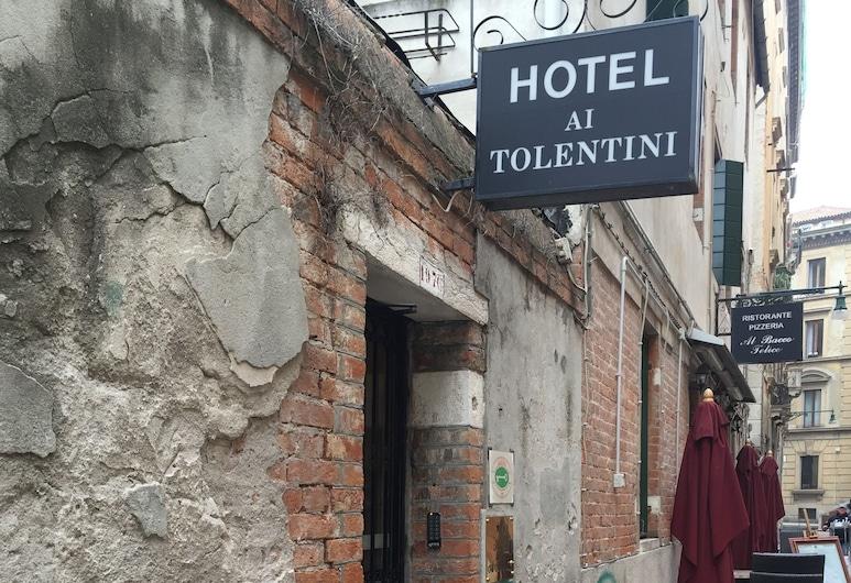 Hotel ai Tolentini, Venezia, Facciata hotel