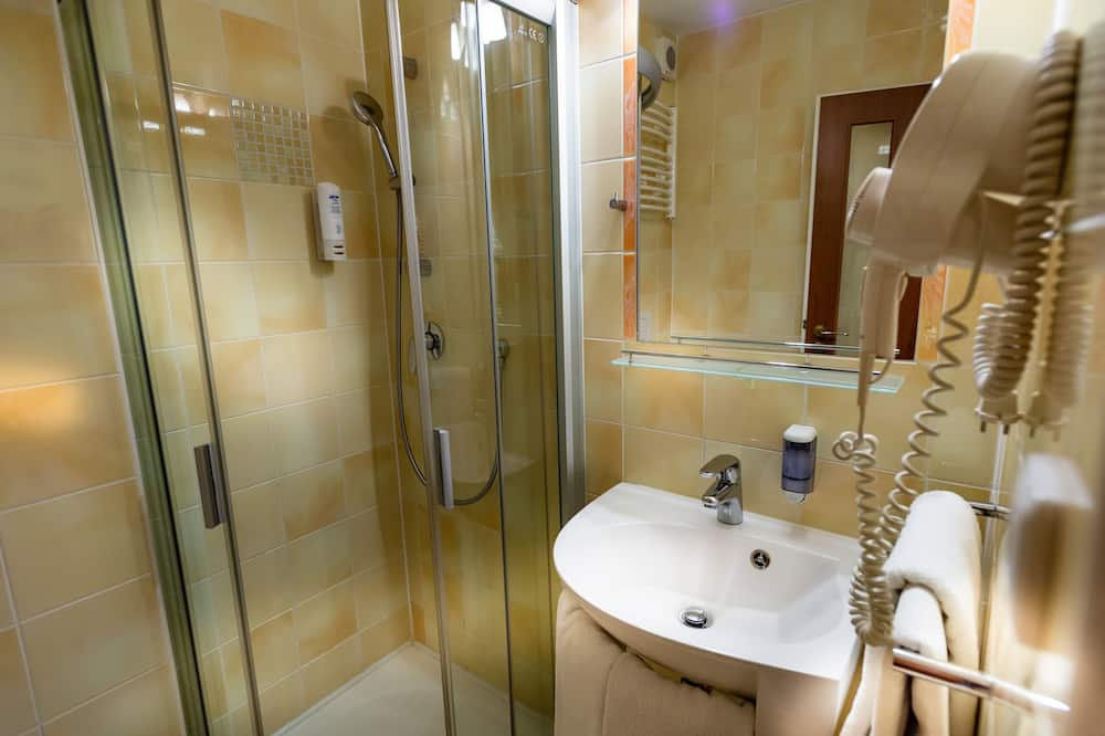雙人房, 多張床 - 浴室