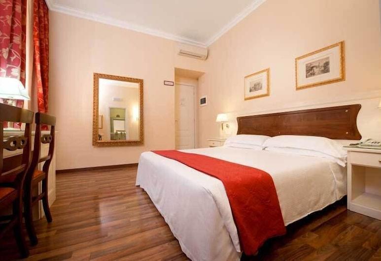 Residenza Domiziano, Rom, Dreibettzimmer, Ausblick vom Zimmer
