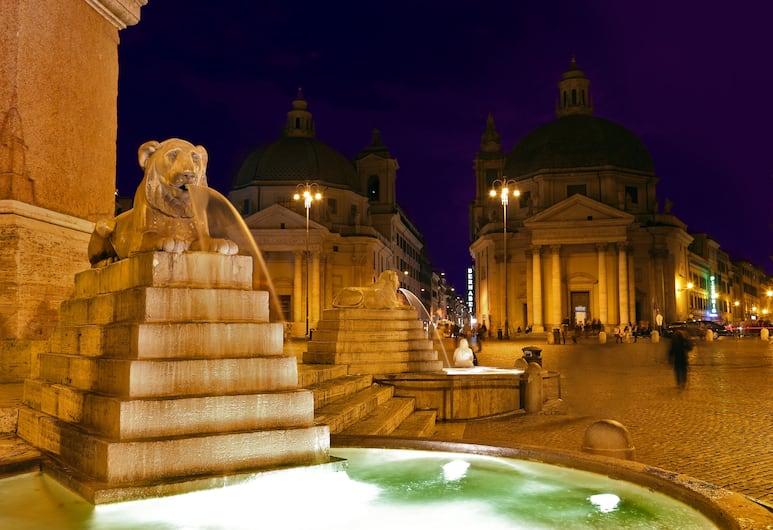 Boutique Hotel Anahi, Rom, Udsigt fra hotellet