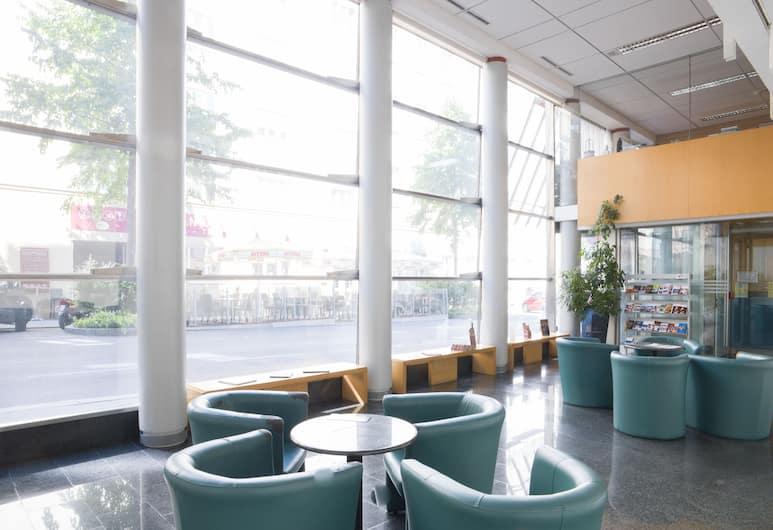 Korotan, Vienna, Lobby Sitting Area