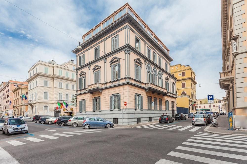 برينس جاليز, Rome