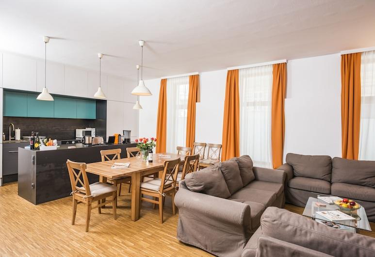 Appartements Ferchergasse, Βιέννη