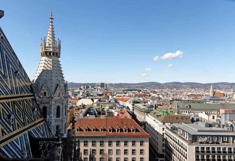 Domizil, Wiedeń, Widok z hotelu