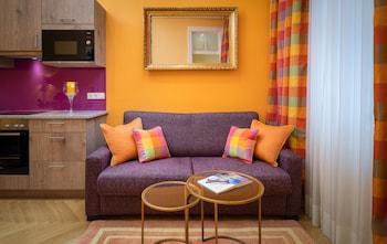 Nuotrauka: Appartement-Hotel an der Riemergasse, Viena
