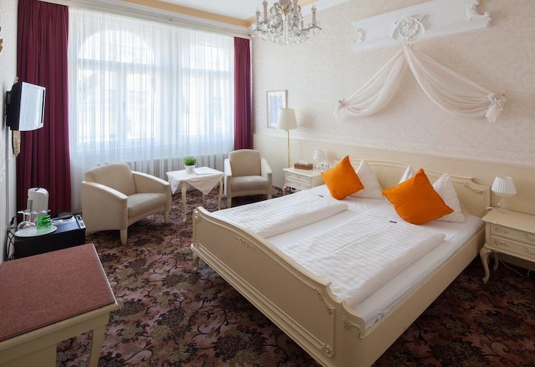 아비아노 부티크호텔, 빈, 더블룸 (5th and 6th Floor), 객실