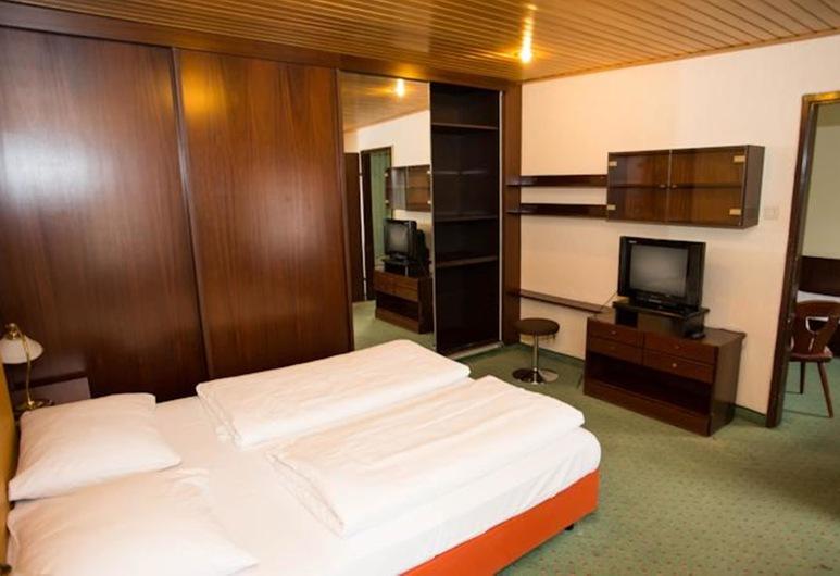 Hotel Hadrigan, Viyana, Dört Kişilik Oda, Oda