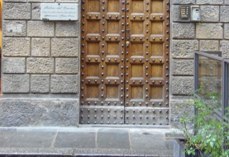Relais del Duomo, Firenze, Ingresso hotel