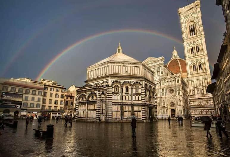 Relais del Duomo, Firenze, Vista dall'hotel