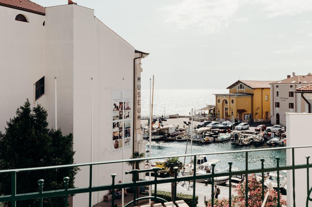 Deluxe Room, Balcony, Sea View - Terrace/Patio