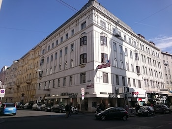 Picture of Hotel Pension Stadtpark in Vienna