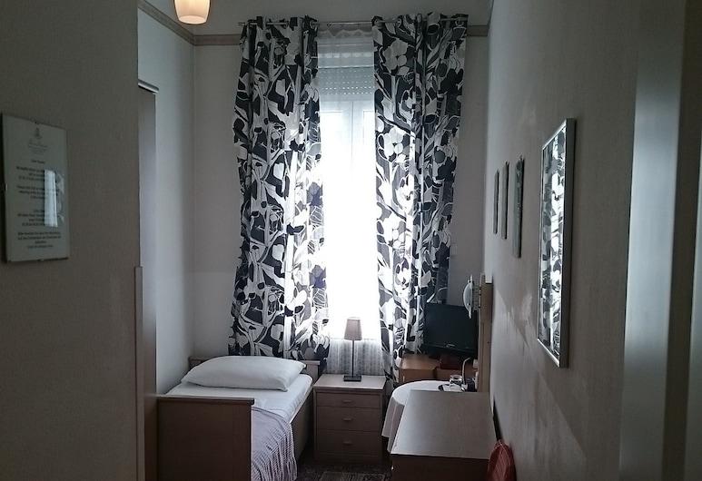 Hotel Pension Stadtpark, Viena, Quarto solteiro, Quarto