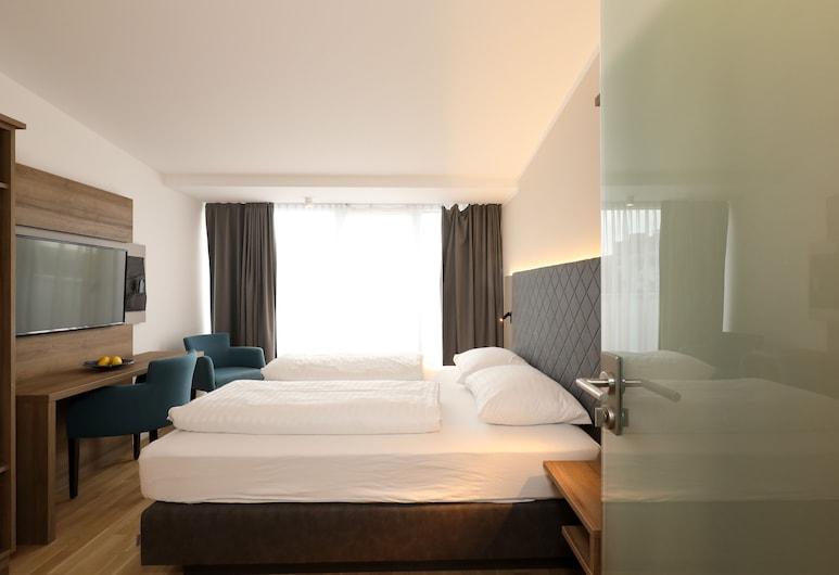 Hotel Jedermann, Salzburgo, Habitación doble superior, 1 cama King size, Habitación