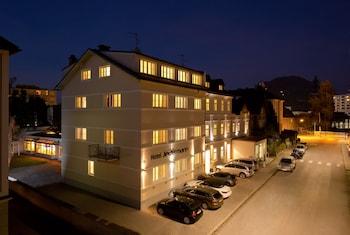 A(z) Hotel Jedermann hotel fényképe itt: Salzburg