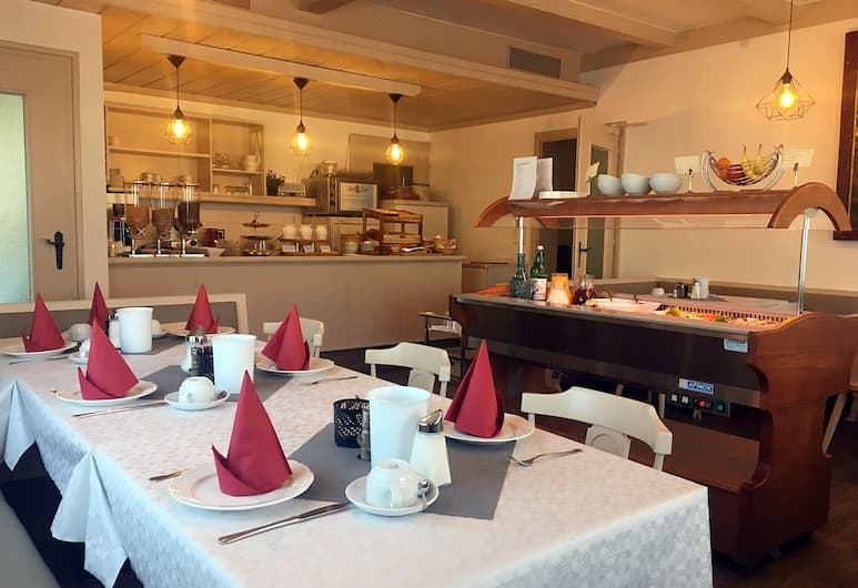 Salzburg Hotel Lilienhof, Salisburgo, Sala colazione