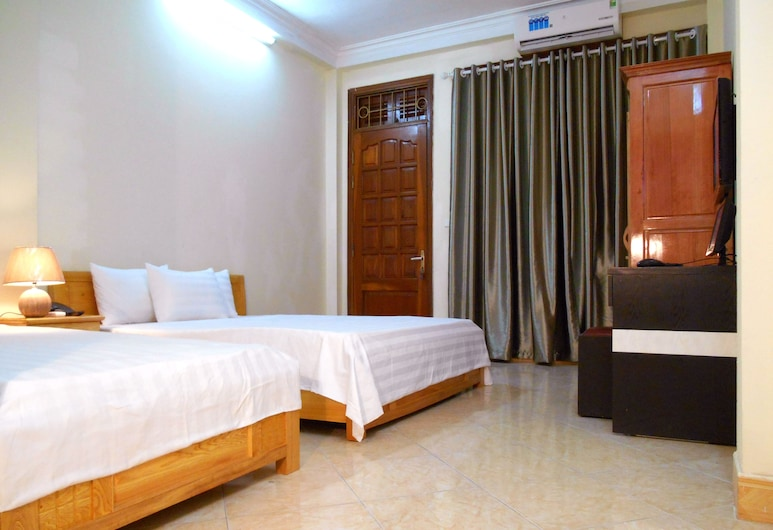 Hanoi Discovery Hotel, Hanoi, Deluxe Double or Twin Room, Guest Room