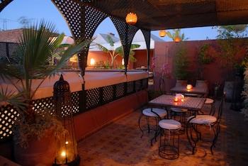 馬拉喀什利雅德阿爾馬莫恩酒店的圖片