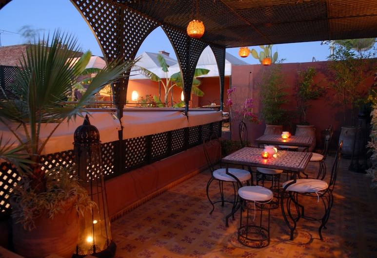 Riad Al Mamoune, Marrakesh, Balcone