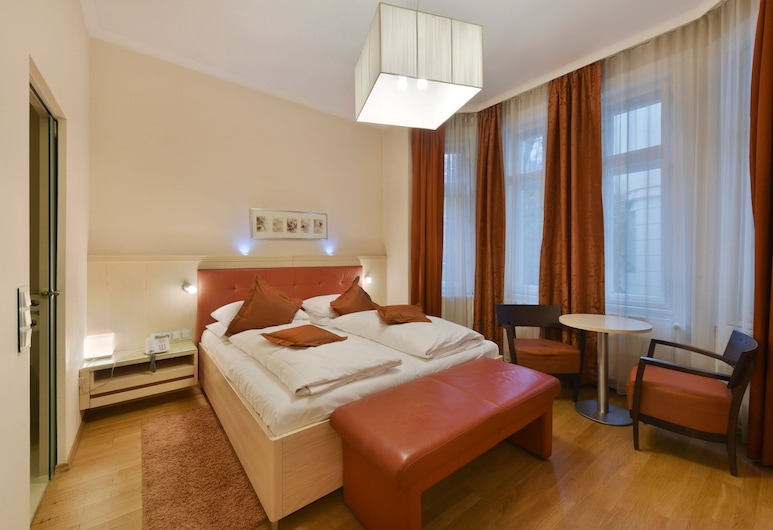 Hotel Pension Baronesse, Vienne, Chambre Double Supérieure, Chambre