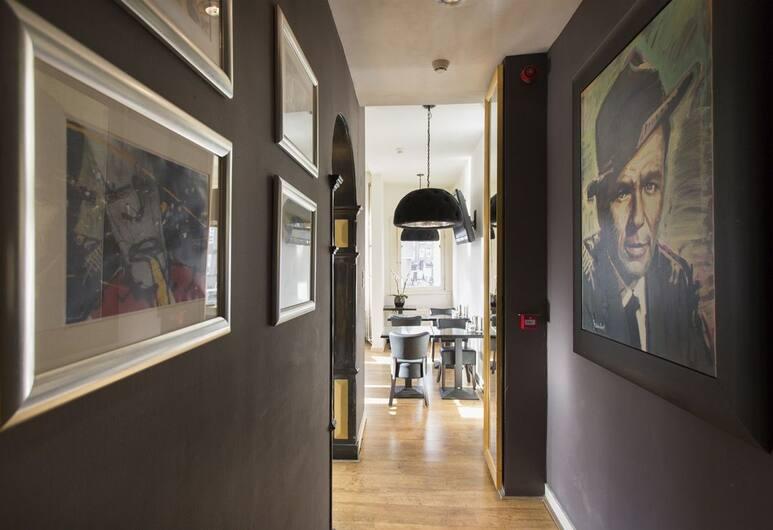 Quentin Amsterdam Hotel, Amsterdam, Vestibule