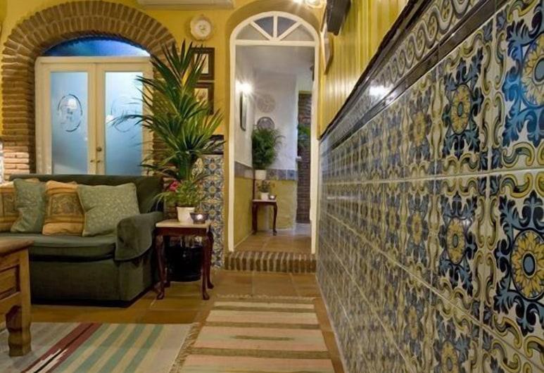 ホテル ‐ アパルタメントス プエルタ デ アドゥアレス, マルベラ, ロビー
