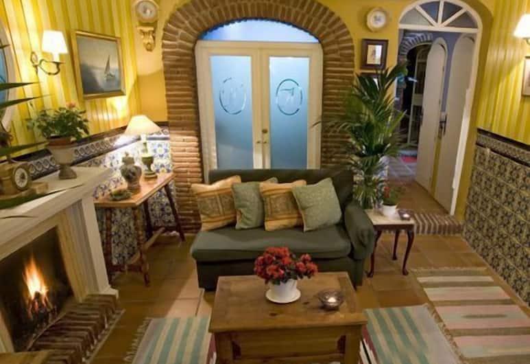 Puerta de Aduares, Marbella, Sittområde i lobbyn