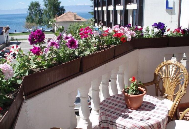 Matjan Apartments, Ohrid, Outdoor Dining
