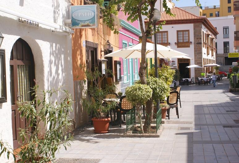 Hotel Puerto Azul, Puerto de la Cruz, Hoteleingang