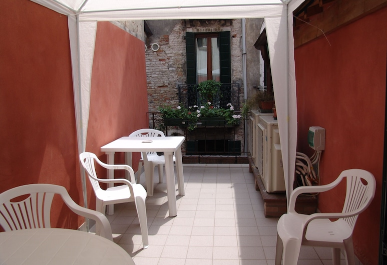 Casa Cosmo Lodging House, Venice, Terrace/Patio