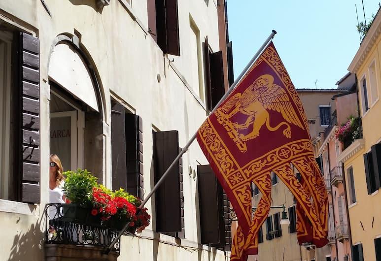 Locanda Casa Petrarca, Venēcija, Ārpuse