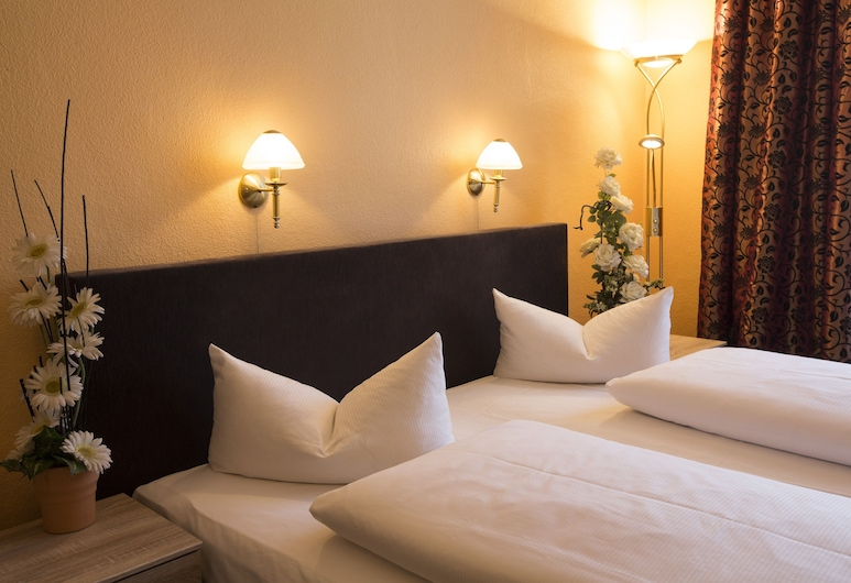 Hotel am Hermannplatz, Βερολίνο, Δίκλινο Δωμάτιο (Double), Δωμάτιο επισκεπτών