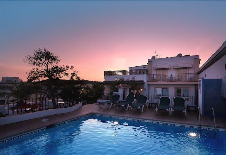 Hotel Ninays, Lloret de Mar, Basen odkryty