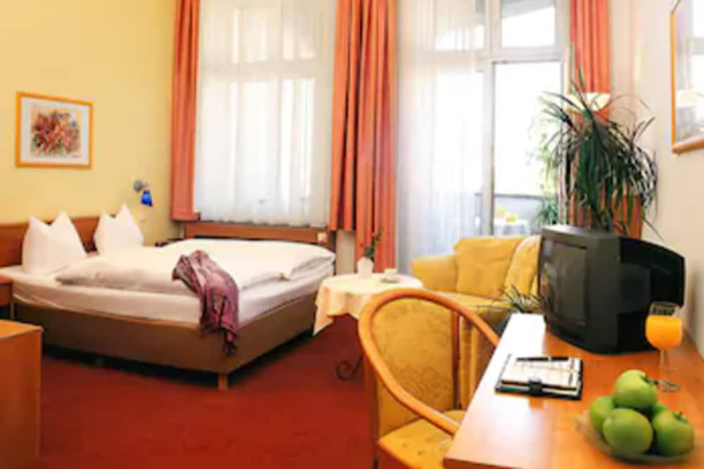 Pokój dwuosobowy - Zdjęcie opisywane