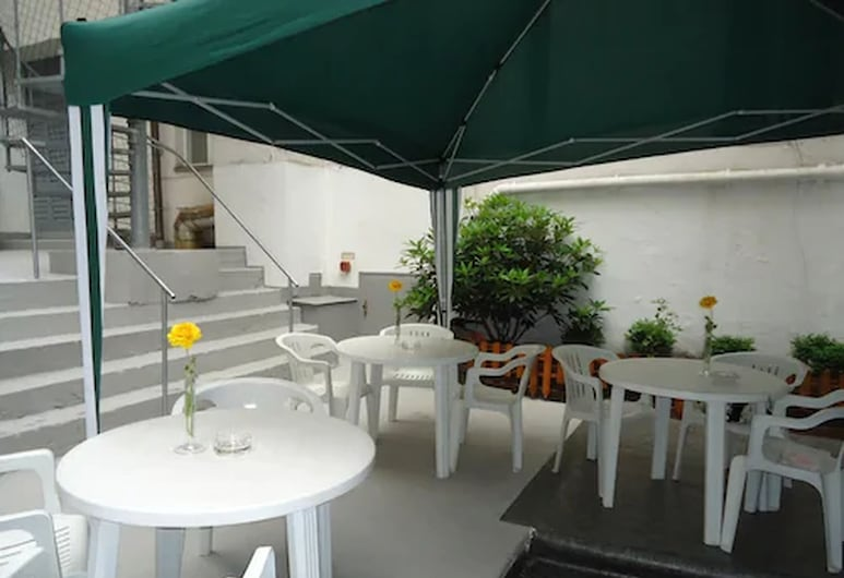 Hotel Adam, Berlin, Terrace/Patio