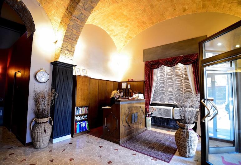 Hotel Felice, Rom, Reception