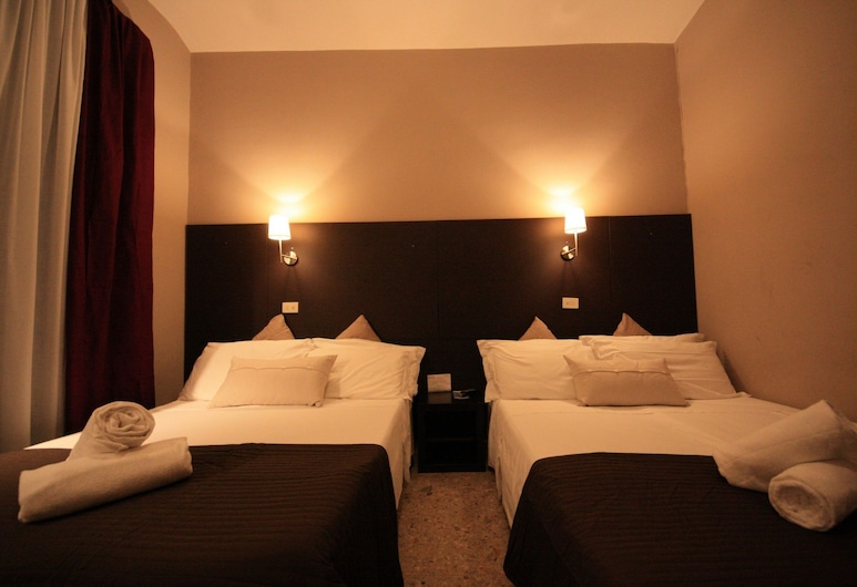 Hotel Felice, Rome, Economy Double Room, Shared Bathroom, Guest Room