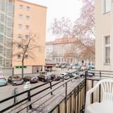 Сімейний номер, багатомісний номер, з балконом - Тераса/внутрішній дворик