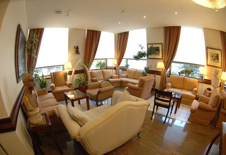 Hotel Bristol, Milano, Lounge della hall