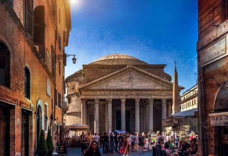 City House, Rome