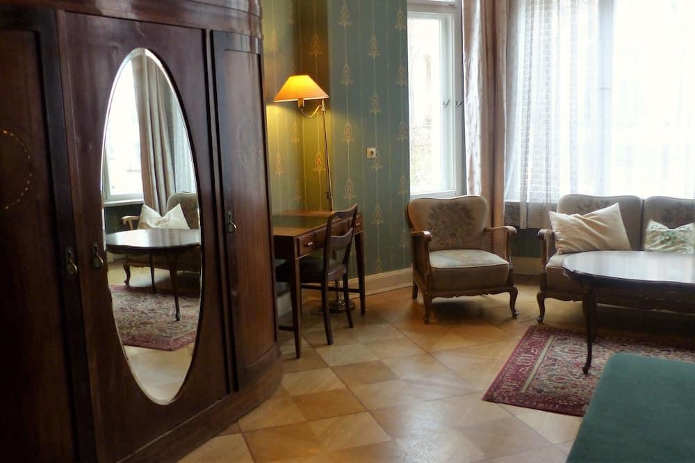 Trippelrum - privat badrum - Gästrum