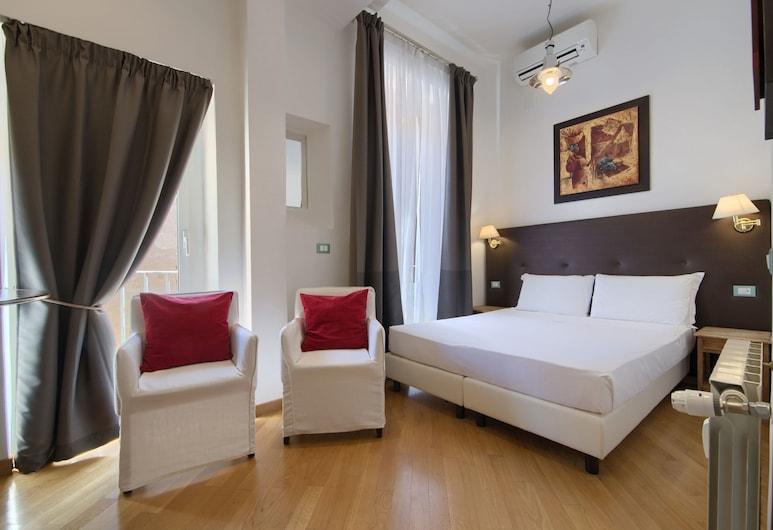 格里艾提斯蒂賓館, 羅馬, 雙人房, 私人浴室, 客房