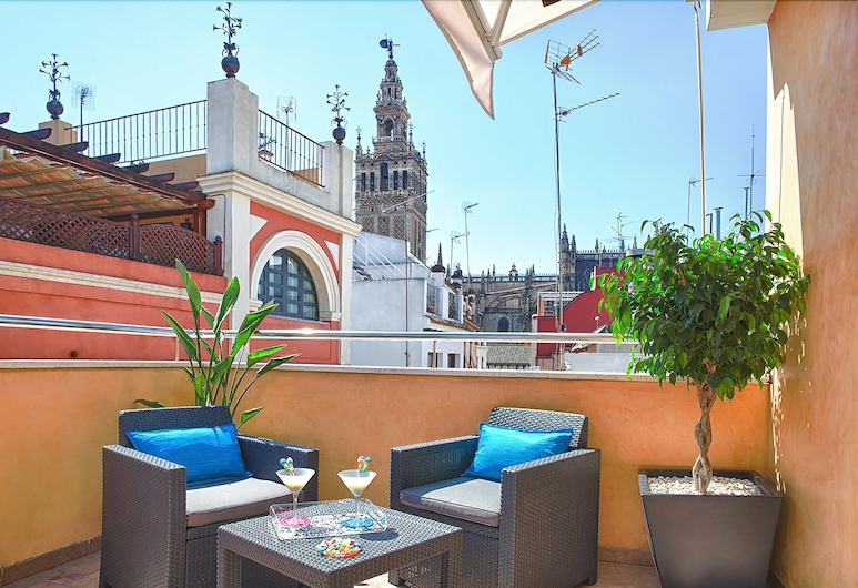 Alminar, Seville, Dvojlôžková izba typu Superior, Hosťovská izba
