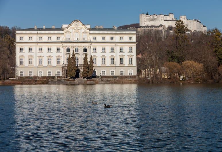 Hotel Schloss Leopoldskron, Salisburgo, Lago
