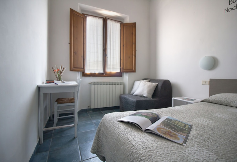 Il Ghiro, Florence, Double Room, Private Bathroom, Guest Room