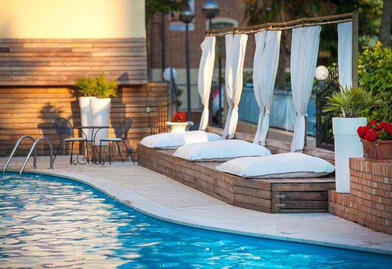 Ambienthotels Villa Adriatica, Rimini, Outdoor Pool