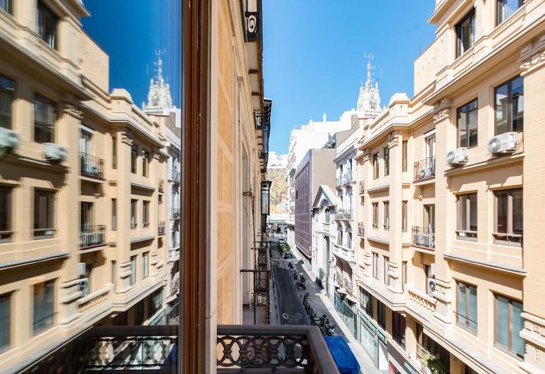 Apartamentos Caballero de Gracia, Madrid, Ausblick von der Unterkunft