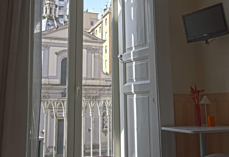 麥迪娜普里斯酒店, 那不勒斯, 單人房, 客房